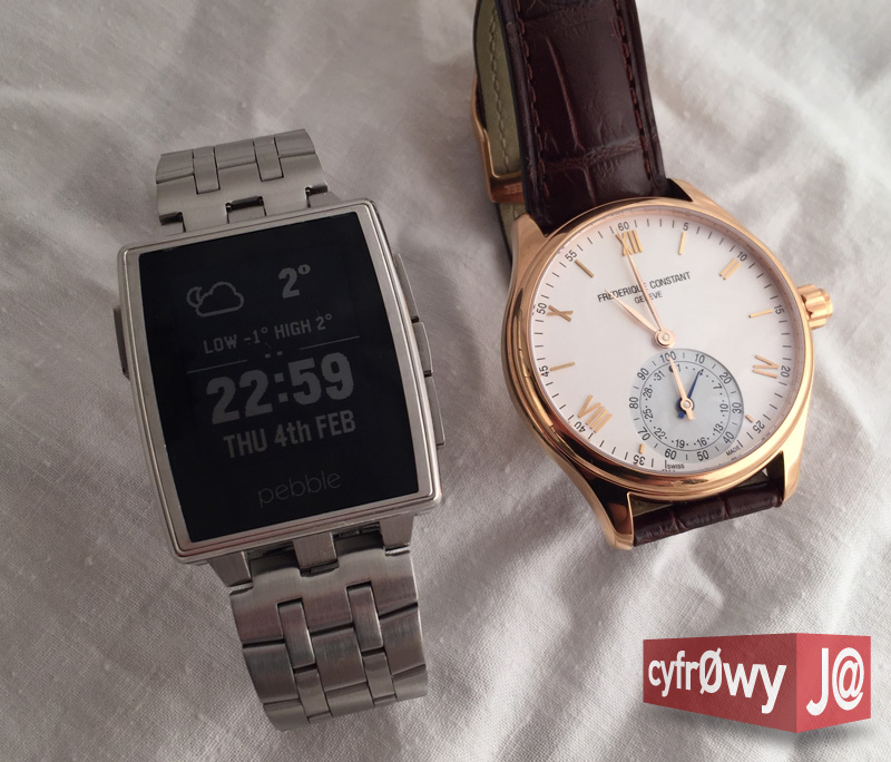 Frederique Constant Horological Smartwatch test 13