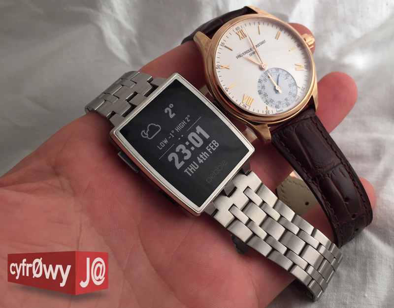 Frederique Constant Horological Smartwatch test 16