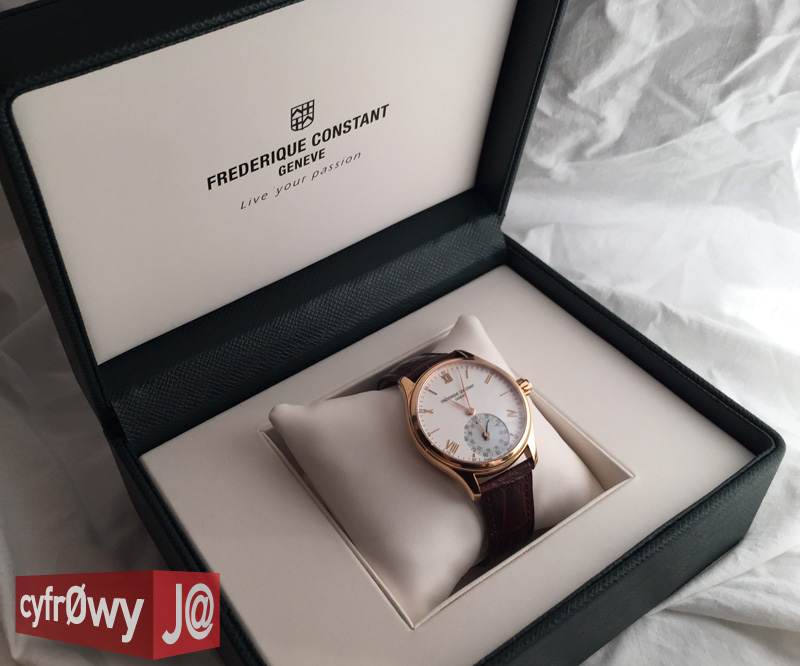 Frederique Constant Horological Smartwatch test 18