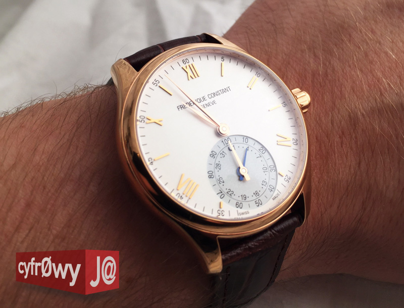 Frederique Constant Horological Smartwatch test 8