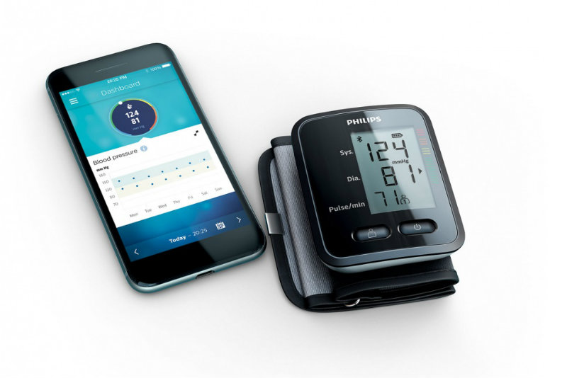 philips arm blood pressure monitor 2