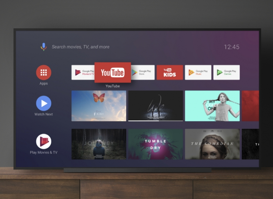 "Google aktualizuje ""stary"" launcher Android TV"