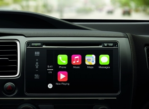 AutoMapa z obsługą Apple CarPlay na iOS