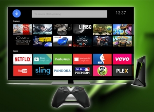 NVIDIA SHIELD TV otrzymuje Android TV 6.0
