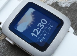 Nowy firmware dla Pebble Time