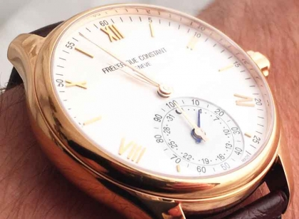 RECENZJA: Frederique Constant Horological Smartwatch