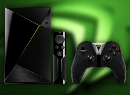 SHIELD TV z aktualizacją SHIELD Experience 8.2
